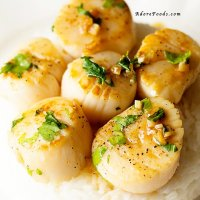 How to make Portuguese Scallops