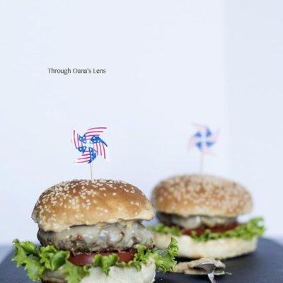 Tex-Mex Burger with Cajun Mayonnaise   Adore Foods