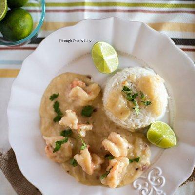 Brazilian Vatapa {Prawn Curry}   Adore Foods