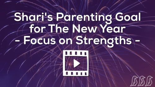 Parenting Goals for the New Year