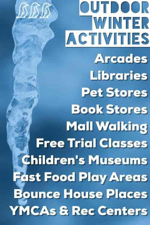 kid friendly winter activities