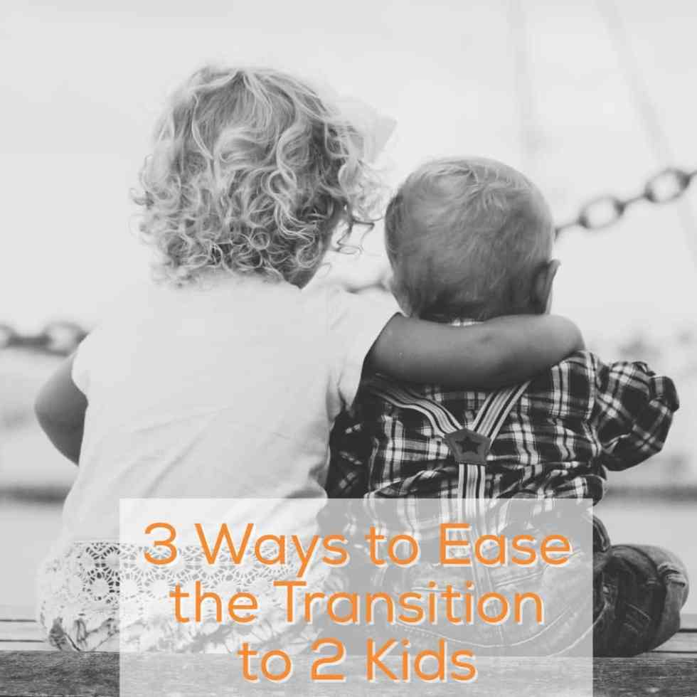transition to two kids