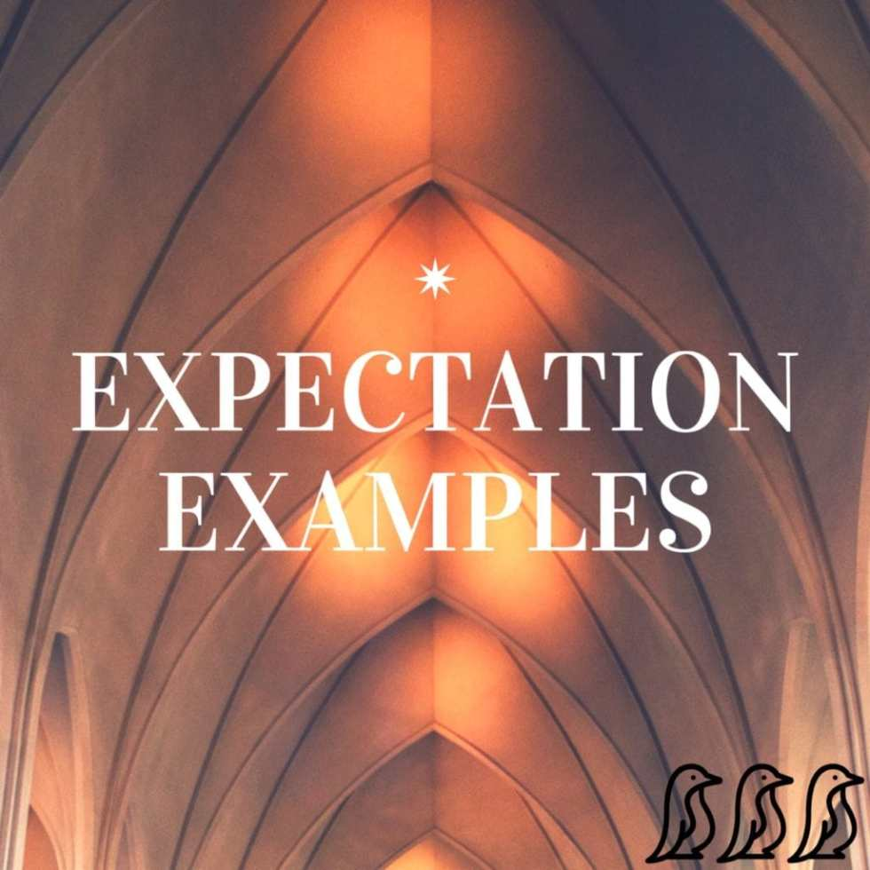 Expectation Examples