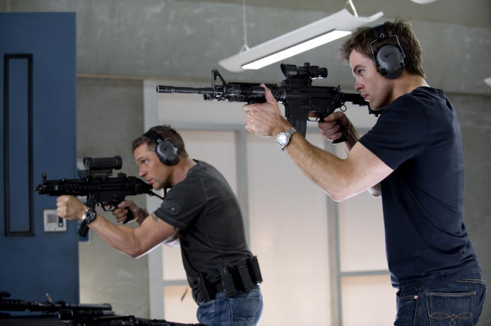 Filmstill aus DAS GIBT ÄRGER (OT: THIS MEANS WAR) -© 20th Century Fox