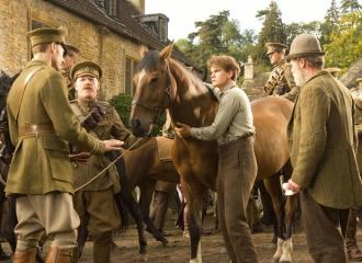 Szenenbild aus WAR HORSE - GEFÄHRTEN - © Dreamworks
