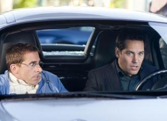 Steve Carell und Paul Rudd in DINNER FÜR SPINNER - © Paramount Pictures