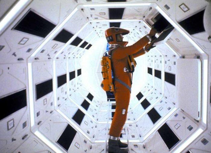Filmstill aus 2001: ODYSEE IM WELTRAUM - © Warner Bros.