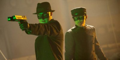 Szenenbild aus THE GREEN HORNET - © Sony Pictures