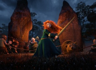 """BRAVE"" (Pictured) MERIDA. ©2012 Disney/Pixar. All Rights Reserved."