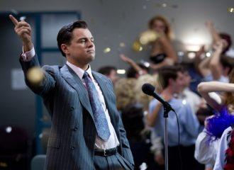 Szenenbild aus THE WOLF OF WALL STREET - Jordan Belfort (Leonardo DiCaprio) - © 2014 Universal Studios