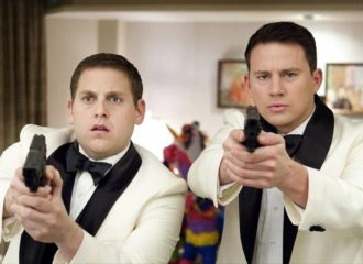 Szenenbild aus 21 JUMP STREET - Jonah Hill und Channing Tatum in Action - © Sony Pictures