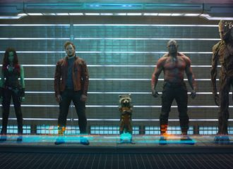 Szenenbild aus GUARDIANS OF THE GALAXY - © Marvel