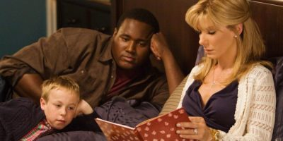 Szenenbild aus THE BLIND SIDE - © Warner Bros.