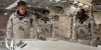 Szenenbild aus INTERSTELLAR - © Warner Bros.