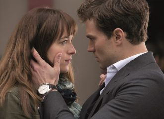 Szenenbild aus FIFTY SHADES OF GREY - Anastacia und Christian - © Universal Pictures