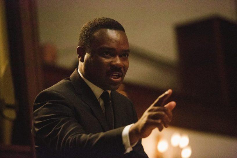 Szenenbild aus SELMA - Martin Luther King, Jr. (David Oyelowo) - © Studiocanal