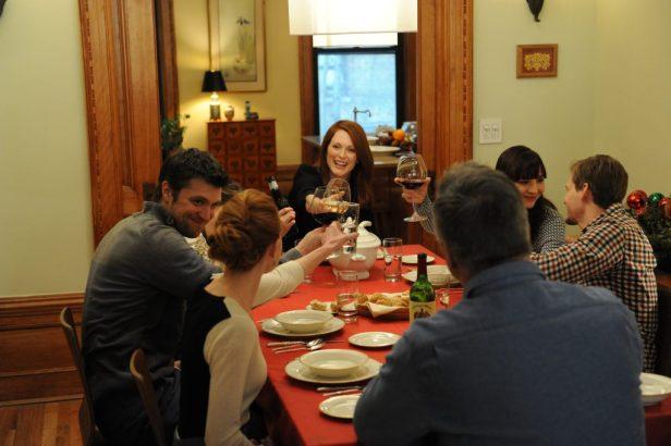 Szenenbild aus STILL ALICE - Alice mit ihrer Familie - © Polyband Medien