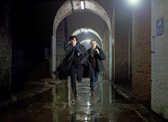 Martin Freeman und Benedict Cumberbatch - © Polyband Medien