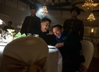 Szenenbild aus THE INTERVIEW - © Sony Pictures