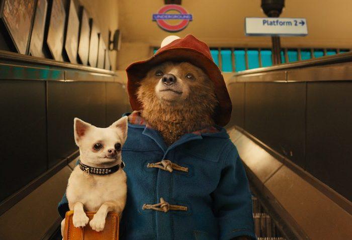 Szenenbild aus PADDINGTON - Paddingtons erster Besuch in der Londoner U-Bahn - © Studiocanal