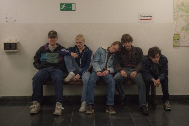 Szenenbild aus ALS WIR TRÄUMTEN - Die Gang - © Pandora