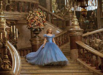 Szenenbild aus CINDERELLA - Cinderella (Lily James) - © Disney