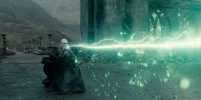Voldemort in HARRY POTTER UND DIE HEILIGTÜMER DES TODES - Teil 2 (Ralph Fiennes) - © Warner Bros.