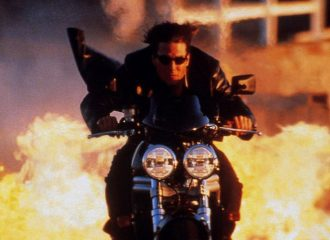 Szenenbild aus MISSION IMPOSSIBLE 2 - Ethan (Tom Cruise) - © Paramount Pictures