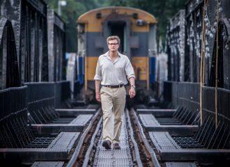 Colin Firth in DIE LIEBE SEINES LEBENS/THE RAILWAY MAN - © 2015 Koch Films GmbH