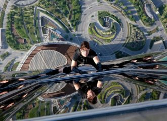 Szenenbild MISSION IMPOSSIBLE GHOST PROTOKOL - Ethan Hunt (Tom Cruise) - © Paramount Pictures