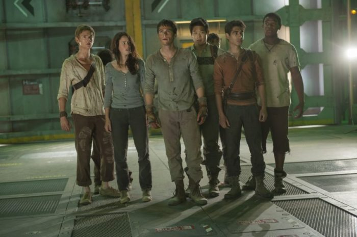 MAZE RUNNER THE SCORCH TRIALS - Thomas und seine Mitstreiter - © 20th Century Fox