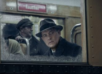 Szenenbild aus BRIDGE OF SPIES - James B. Donovan (Tom Hanks) - © 2015 Twentieth Century Fox
