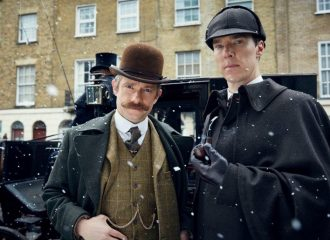 Szenenbild aus SHERLOCK: THE ABOMINABLE BRIDE - © BBC