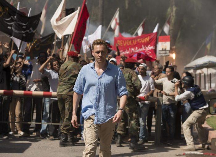 Tom Hiddleston als Jonathan Pine - © Concorde Home Entertainment