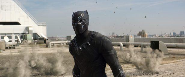 lack Panther/T'Challa (Chadwick Boseman) - © Marvel 2016