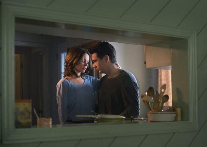 Szenenbild aus EVERY THING WILL BE FINE - © Warner Bros.