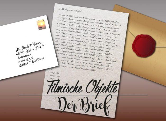 Titelbild Filmische Objekte Der Brief im Film