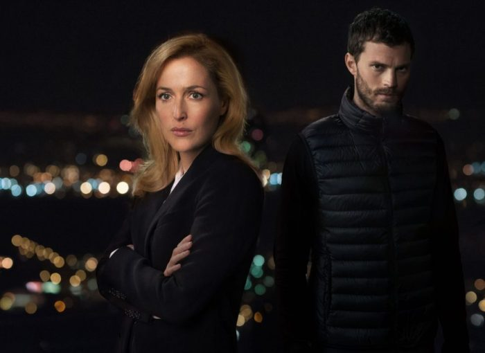 Titelbild THE FALL (2016) 3. Staffel - © BBC