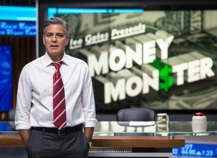 Filmstill aus MONEY MONSTER (2016) - Lee Gates (George Clooney) - © Sony Pictures
