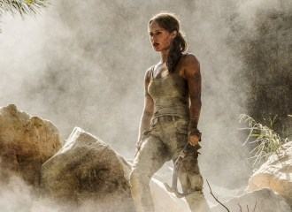 Szenenbild aus TOMB RAIDER (2018) - © 2018 Warner Bros. Entertainment Inc. and Metro-Goldwyn- Mayer Pictures Inc.