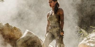 Szenenbild aus TOMB RAIDER (2018) - © 2018 Warner Bros. Entertainment Inc. and Metro-Goldwyn- Mayer Pictures Inc.
