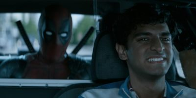 Szenenbild aus DEADPOOL 2 (2018) - Deadpool (Ryan Reynolds) und Dopinder (Karan Soni) - © 20th Century Fox