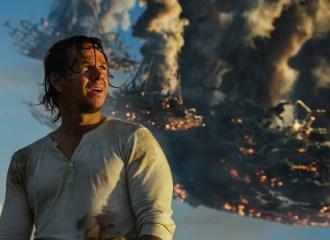 Szenenbild aus TRANSFORMERS 5 - TRANSFORMERS: THE LAST KNIGHT - Cade Yeager (Mark Wahlberg) - © Paramount Pictures Deutschland