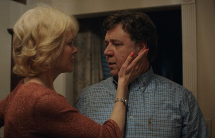 Szenenbild aus BOY ERASED - DER VERLORENE SOHN - Nancy (Nicole Kidman) und  Mashall (Russell Crowe) wissen nicht, was sie tun sollen. - © Universal Pictures