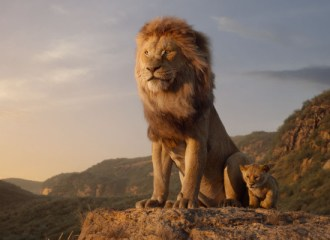 Szenenbild aus THE LION KING (2019) - Regie von Jon Favreau - © Disney