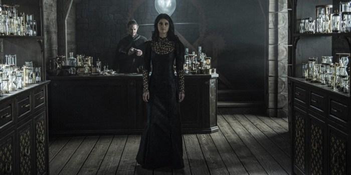 Szenenbild aus THE WITCHER - 1. Staffel - Yennifer von Vengerberg (Anya Chalotra) - © Netflix