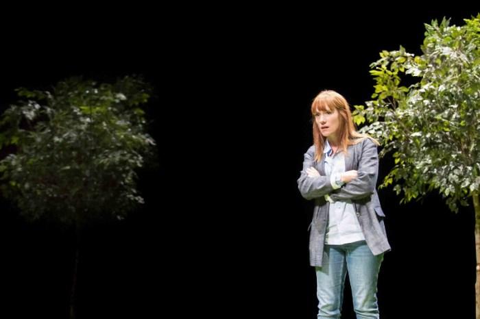 Szenenbild aus YERMA - Mary (Charlotte Randle) - Photo by Johan Persson