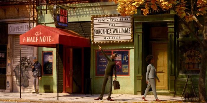 Szenenbild aus SOUL - © 2020 Disney/Pixar. All Rights Reserved.