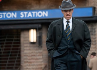 Szenenbild aus THE COURIER -Greville Wynne (Benedict Cumberbatch) - © Liam Daniel / Telepool