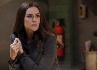 Szenenbild aus THE BLACKLIST - Staffel 8 - Liz (Megan Boone) - © NBC
